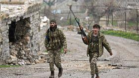 Los combatientes europeos de Siria acusan a Turquía