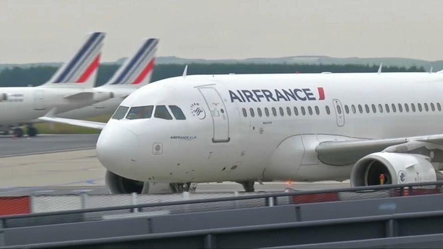 Air-France-Streik: Flüge gestrichen