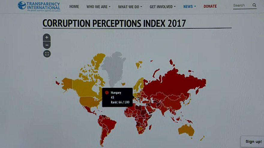 """""""Tudjuk, hogy egy korrupt országban élünk"""""""