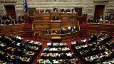 Korruptionsverdacht: Parlament in Athen will Vorwürfe untersuchen