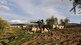 Syria: Ex fighter calls on West to act over Turkey's Afrin assault