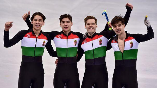 Sporttörténelmi magyar győzelem