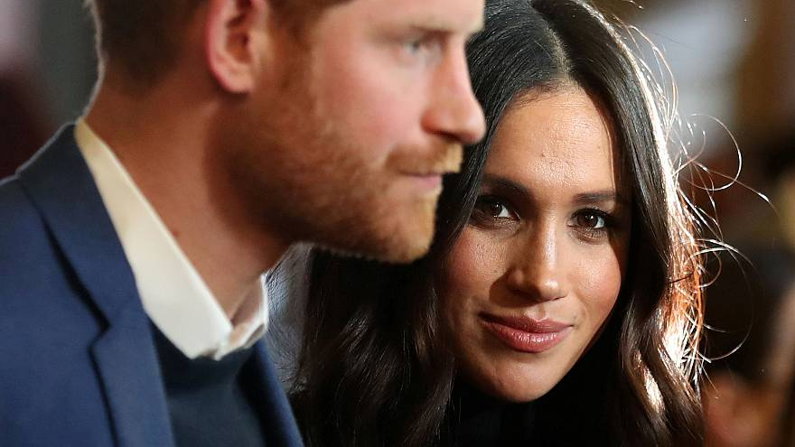 Anthrax scare for Prince Harry and Meghan Markle