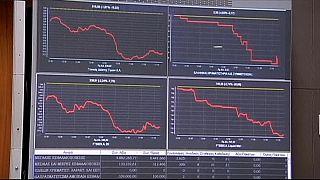 Moody's sobe a nota sobre a dívida grega