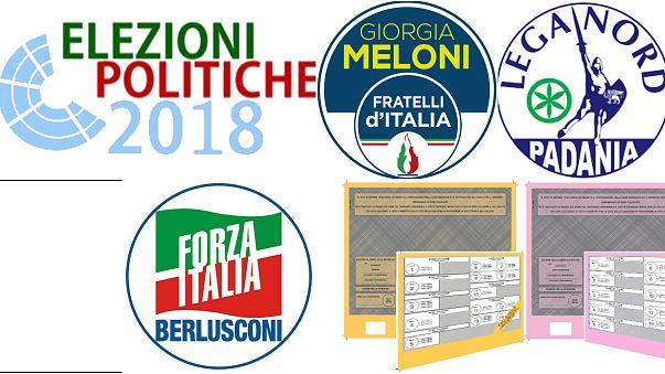 Elezioni italiane: chi sono i candidati in Europa di Forza Italia, Lega e Fratelli d'Italia