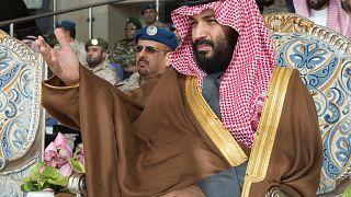 Saudi Royal Court via REUTERS
