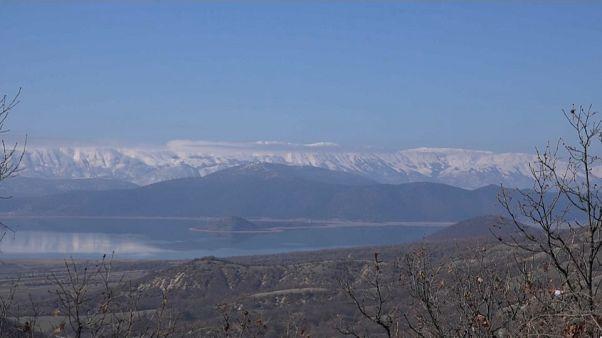 Prespa, un lago europeo transfronterizo