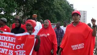 Nigeria rescues some of its missing schoolgirls