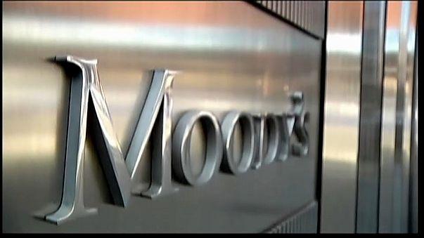 Moody's gibt Griechenland bessere Note