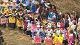 China: Jahr des Hundes