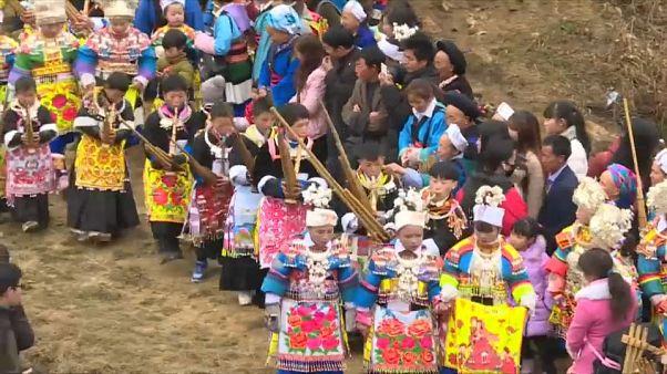 Chinesisches Neujahr | euronews - internationale Nachrichten zum ...