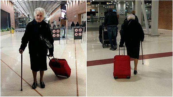 In Kenya a 93 anni come cooperante: il viaggio di nonna Irma