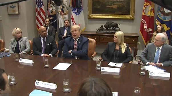 Trump reitera su apoyo a la Asociación Nacional del Rifle