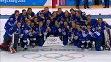 ABD kadın buz hokeyi takımı rövanşı aldı