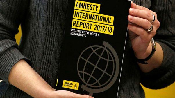 «Καταπέλτης» η Διεθνής Αμνηστία για τον Τραμπ