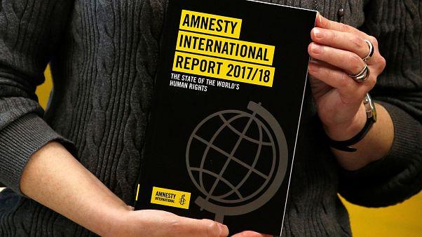 Uluslararası Af Örgütü: Dünya korku ve baskıyla yönetiliyor