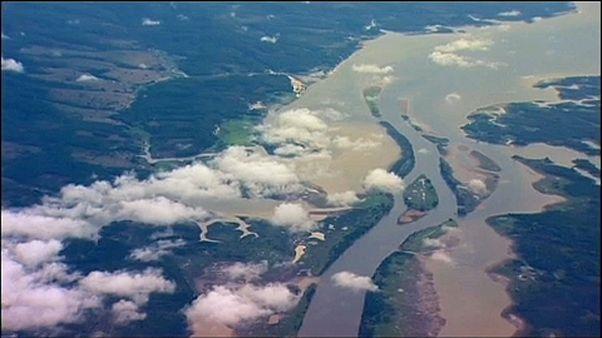 Αμαζόνιος: Ένα βήμα πριν από την κλιματική... άβυσσο