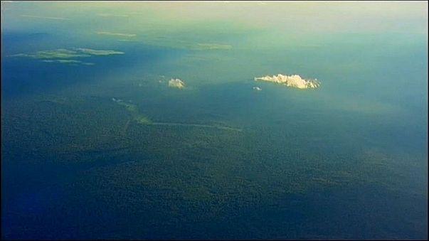 Amazonlar için tehlike çanları çalıyor