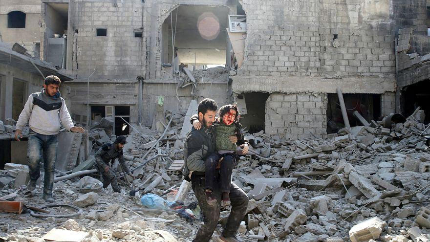"""Ost-Ghouta: """"Ein nächstes Aleppo steht bevor"""""""