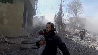 """Ghouta Est diventa la """"Aleppo 2"""""""
