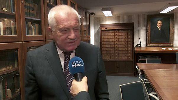 Václav Klaus: El tudok képzelni akár tízsebességes Európát is