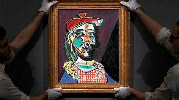 Un Picasso mis aux enchères à 40 millions d'euros