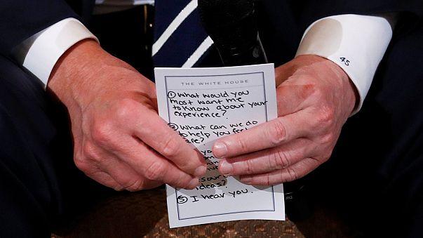 Donald Trump trahi par ses fiches
