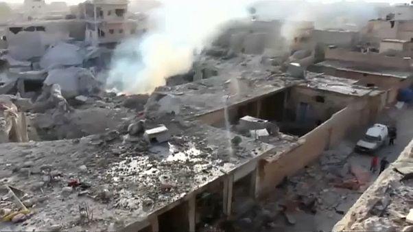 Síria não dá tréguas em Ghouta Oriental