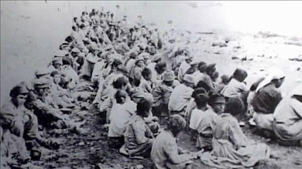 Parlamento holandês reconhece genocídio arménio