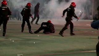 UEFA condena incidentes que originaram morte de polícia