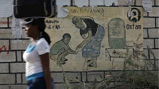 Haiti suspends Oxfam operations over sexual misconduct scandal