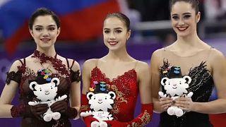 Műkorcsolyában született meg az első orosz arany az olimpián