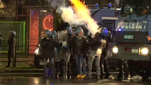 Italie : manifestation anti-fasciste à 10 jours des législatives