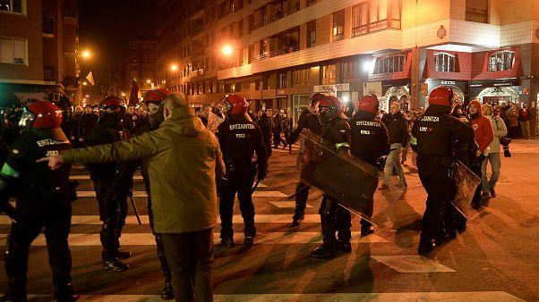A. Bilbao - S. Moskova: Taraftar şiddeti can aldı