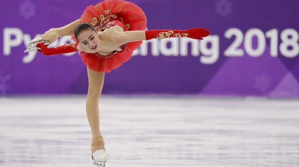 Rusia logra su primer oro en Pyeongchang