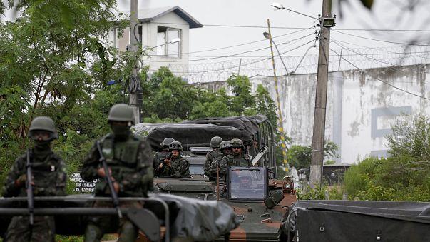 Autoridades brasileiras temem migração de criminosos do Rio de Janeiro