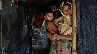 هشدار یونیسف نسبت به وضعیت کودکان روهینگیا در فصل طوفانهای گرمسیری