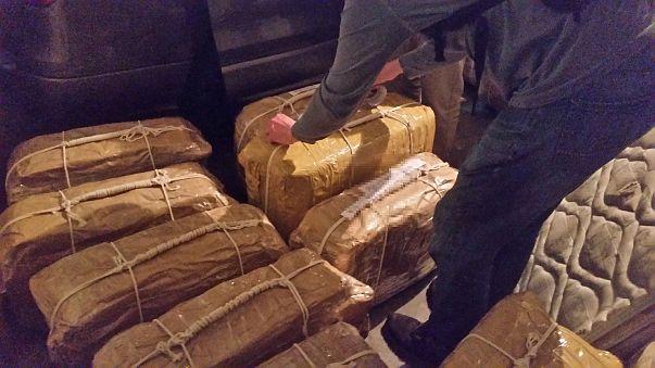 Argentine : un réseau de narcotrafiquants démantelé