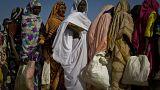 Güney Sudan'da çocuklarının önünde annelerine tecavüz