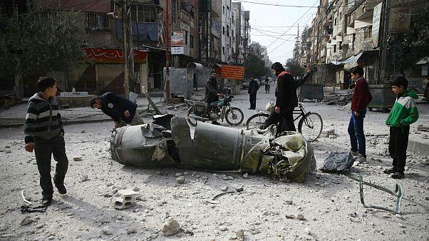 بحران غوطه؛ ترکیه خواستار فشار ایران و روسیه بر دولت بشار اسد شد