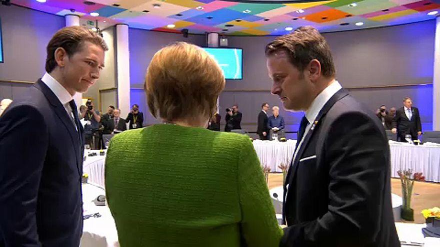 Let the battle commence! EU leaders talk post-Brexit budget
