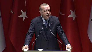 Afrín: Turquía acusa a EEUU de apoyar a las milicias kurdas