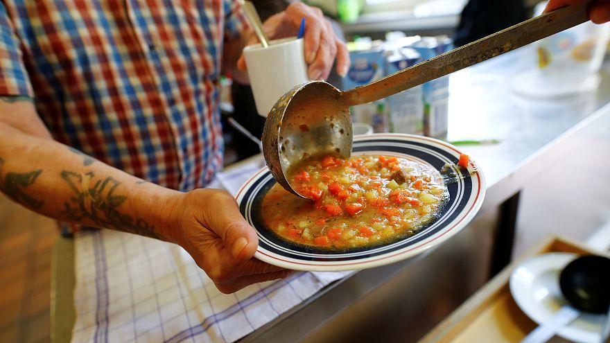 """Sopa """"solo para alemanes"""" advierte el banco de alimentos de Essen"""