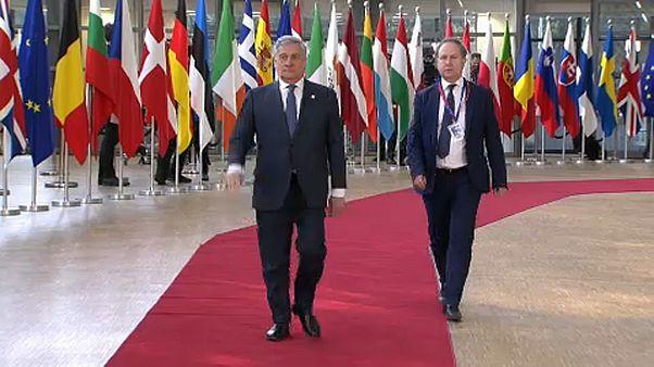 Megkezdődött az EU-csúcs
