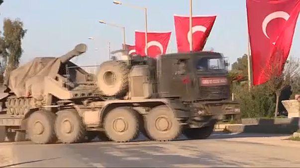 Erdogan kioktatta a Pentagont és folytatja afrini hadműveletét