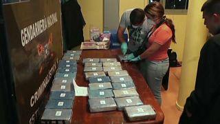 Arjantin'de uyuşturucu operasyonunda Rus diplomat gözaltında