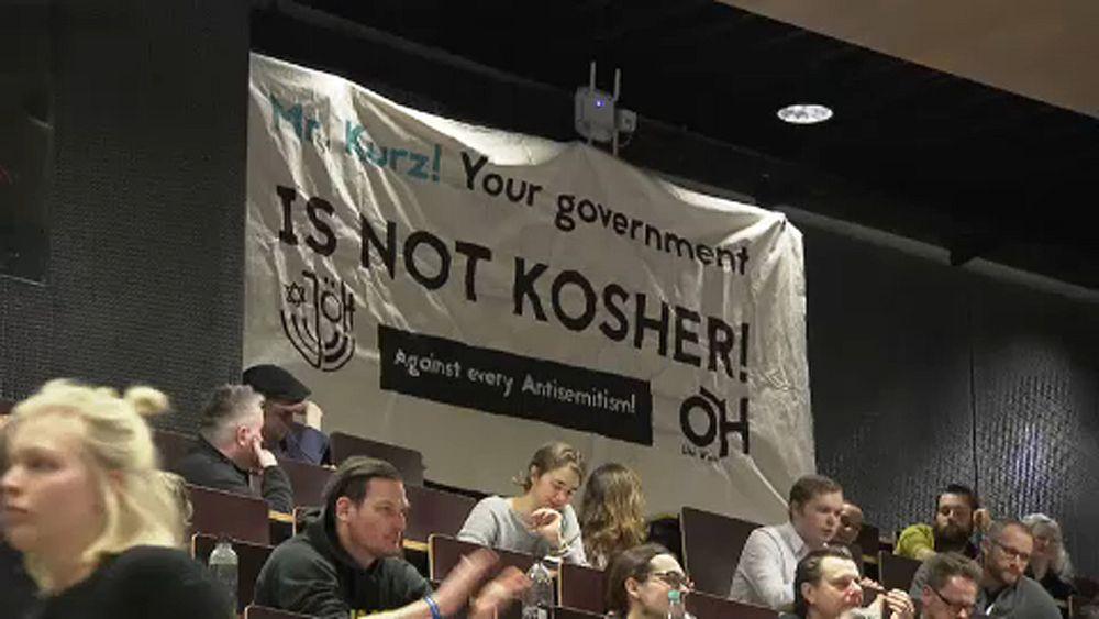 Újabb antiszemitizmus-botrány az osztrák kormányban