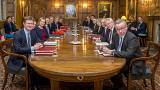 UK Brexit cabinet 'united', but lingering questions remain