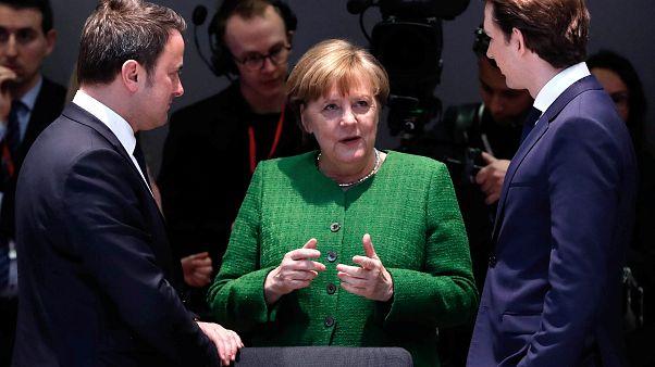 Batalha orçamental divide líderes europeus na cimeira de Bruxelas