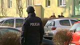 Rendőrökre támadtak Lengyelországban